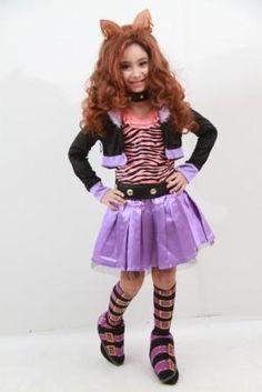 fantasia monster high Clawdeen WolfFantasia Monster High <img class= #fantasiamonsterhigh #monsterhigh #festamonsterhigh Festa Monster High, Style, Fashion, Swag, Moda, Fashion Styles, Fashion Illustrations, Outfits