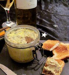 Bocaux de foie gras au sauterne LGY