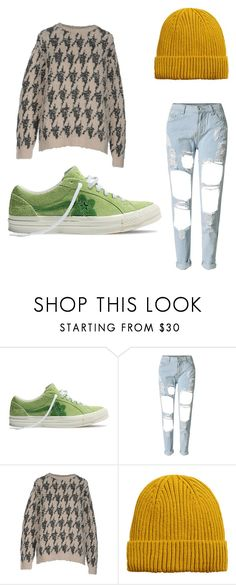 """""""Untitled #17"""" by gretachristine on Polyvore featuring Converse, WithChic, Brunello Cucinelli and MANGO MAN"""