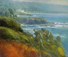 Coastal Cactus By Ken Auster