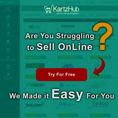 How to overcome the struggles of multichannel selling? #Kartzhub is the 1-stop solution for all your problems. ✅Order management system ✅inventory management ✅multiple channel management ✅multiple product listing Sign up today for free. No credit card required: #OnlineSellers #Boostsales #Ordermanagementsoftware #multichannelmarketing Order Management System, Inventory Management, Online Sales, Selling Online, Ecommerce Software, About Uk, Online Marketing, Channel, Ads