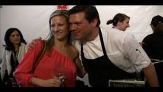 Happy Foodie Friday! This is our celebrity chef and world class winemaker edition from Pebble Beach Food & Wine OMG How cute are Tyler and Pierre? Love them! Tasting Tips from Tyler Florence and Veuve Clicquot