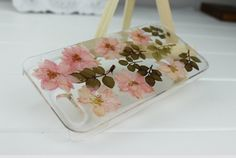iPhone 6 Case iphone case Pressed Flower  by DIYPressedFlowers
