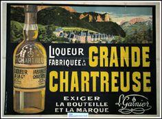 Publicité Chartreuse 1920