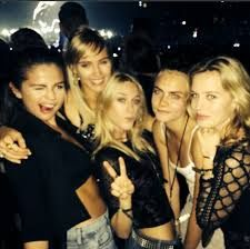 cara delevingne and her friends - Căutare Google