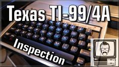 Texas TI-99/4A Computer Inspection | Nostalgia Nerd