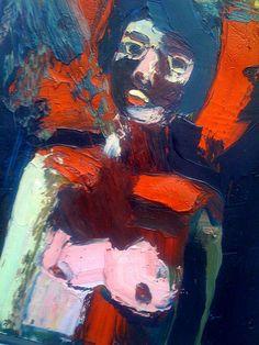 Elmer Bischoff (1916-1991) was een beeldend kunstenaar in de San Francisco Bay Area . Bischoff, samen met Richard Diebenkorn en David Park , was een deel van de post- Tweede Wereldoorlog generatie kunstenaars die als abstracte schilders begonnen en hun weg terug vonden naar de figuratieve kunst.