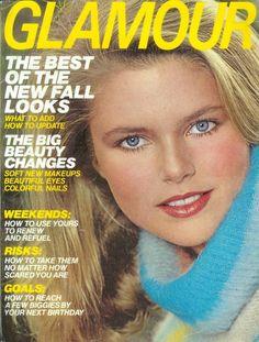 Christie Brinkley  -  Glamour Sept 1977