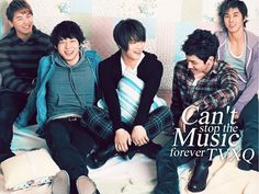 I love this group so much, no matter how amazing the other groups are. DBSK are the gods!
