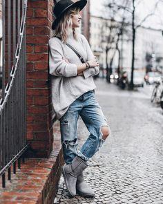 Street style thế giới: Đơn giản hay phá cách đều chất mê - Ảnh 6.