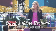 The One with the Food and Wine Festival