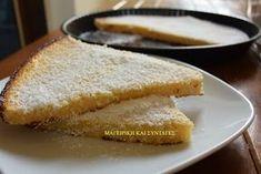 Λεμονόπιτα με ινδοκάρυδο !!! ~ ΜΑΓΕΙΡΙΚΗ ΚΑΙ ΣΥΝΤΑΓΕΣ 2 Cornbread, French Toast, Breakfast, Cake, Ethnic Recipes, Blog, Millet Bread, Morning Coffee, Kuchen