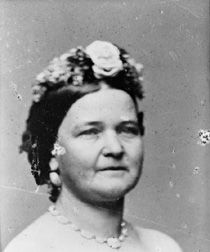 Mary Todd Lincoln, First Lady 1861-1865