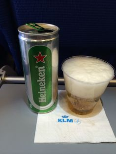 Going Dutch! #klm #netherlands #holland #amsterdam #travel #dutch #heineken