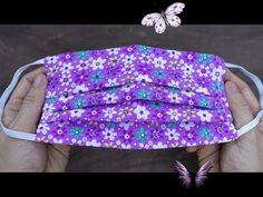 Face Mask Sewing Tutorial | How to make Fabric Face Mask | Cloth Face Mask No Sewing Machine Face Mask Sewing Tutorial | How to make Fabric Face Mask | Cloth Face Mask No Sewing Machine - YouTube<br> Sewing Tutorials, Face, Fabric, Youtube, How To Make, Clothes, Tejido, Outfit, Clothing