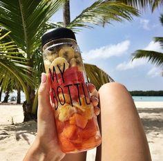 My fruity bottle