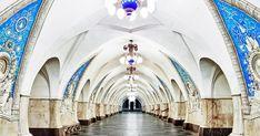 The Hypnotizing Beauty Of Russia's Historic Metro Stations | Bored Panda