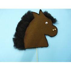 Ein #Pferd basteln mit Kindern | #Tiere basteln. Hier erhälst Du die komplette Bastelanleitung für das Pferd: http://www.trendmarkt24.de/bastelideen.pferd-basteln-mit-kindern.html#p