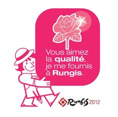 The Rungis Sticker is a sign of your status as a buyer in Rungis. It helps in spreading positive values about Rungis to your customers. Macarons, Positivity, Flowers, Macaroons, Optimism