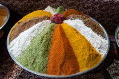 Spices  - Shiraz