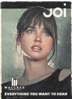 Blade Runner Art, Blade Runner 2049, Science Humor, Science Fiction, Fiction Movies, Diy Doctor, Alternate History, Cultura Pop, Manga