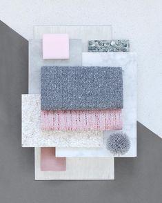 "(@studiodavidthulstrup) on Instagram: ""Material mood for a womens retail store ~ Bio Aluminium & Sandy Surfaces  #coveringsetc #bioluminum…"""