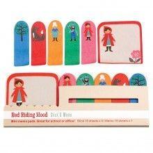 Red Riding Hood Mini Memo Pads