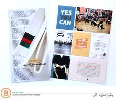 Ali Edwards | Blog: AE Digital Creative Team | Believe Digital Story Kit™