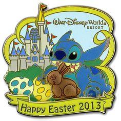 Walt Disney World® Resort 2013 Easter Pin