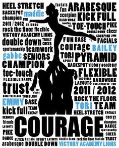 Customized+Sports+Team+Silhouette+Story+Art++by+Longfellowdesigns,+$40.00
