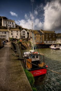 #Polperro, Cornwall birthplace of my great grandfather