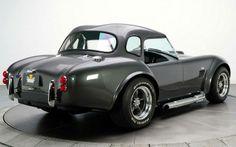 pinterest.com/fra411 #classic #roadster - ac cobra with roof