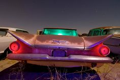 By Troy Paiva    I like the bright colours in this light painting photograph
