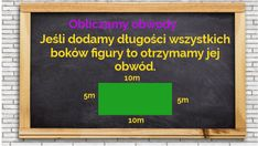 Discover more about Obliczanie obwodów ✌️ - Personalized Education, Youtube, Teaching, Educational Illustrations, Learning, Youtubers, Youtube Movies, Onderwijs