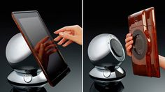 Indukcyjna stacja dokująca do iPada droższa od tabletu