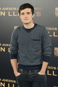 If this photo stirs something up inside… | How To Tell If You Are Attracted To Josh Hutcherson