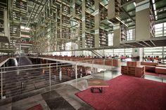 Public library of MexicobyAlberto Kalach & Taller de Arquitectura X
