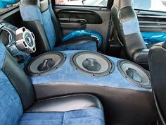 speaker systems set up for cars | bose car audio system