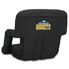 NBA Denver Nuggets Ventura Portable Reclining Seat *** For more information, visit image link.