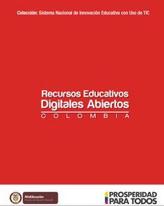 WEB PARA EDUCADORES: E-book Recursos Educacionais Abertos na Colômbia