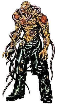 Biohaze.com - Resident Evil 3 Nemesis Media Gallery