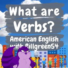 """State or Stative verbs express a fact. Feeling verbs express senses. Common feeling verbs are """"Like, Love, Enjoy."""" Most stative verbs are never used in the continuous tenses. Some common state verbs are """"Have, get and see."""" Every sentence in English must have a verb. Here are Some Examples. What is a Verb? Grammar Review. Action verbs are in bold type. Do you dance? Yes, I dance at the club on Fridays. Is she running down the street? Yes, she runs often! English Study, Learn English, American English Grammar, California English, Is He Married, Grammar Review, Subject Verb Agreement, Action Verbs, English Sentences"""