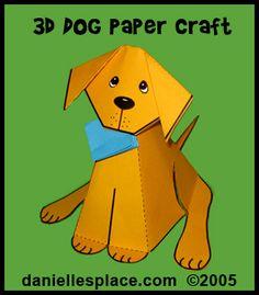 11 Best Dog Crafts Images Dog Crafts Crafts For Kids Art For Kids