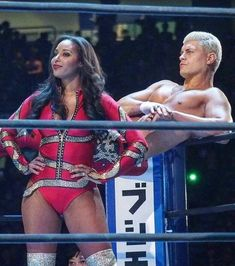 I'm so proud of the Being The Elite guys who killed it at Wrestle Kingdom 12 that I forgot to post how proud & happy I am for Brandi Rhodes! She made history too! Wrestle Kingdom, Cody Rhodes, Wwe Couples, Wrestling Superstars, Cute Couple Pictures, Total Divas, Professional Wrestling, Like A Boss, All Star