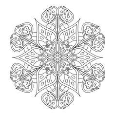 mandala AD_10: #mandala #mandalaart #mandalas #mandaladesign #digitalart #kaleidoscopeart #lineart #affinitydesigner (1) Twitter