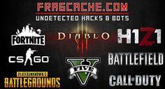 Hacks, Cheats & Bots for FPS, MMO & RPG Games 2018 - FragCache