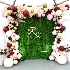 Decoration, Balloons, Wreaths, Home Decor, Partying Hard, Garland, Dekoration, Globes, Decoration Home