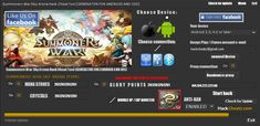 Your searched SUMMONERS WAR GENERATOR: working on iOS and Android. The SUMMONERS WAR GENERATOR can be activated from Windows and Mac computers.