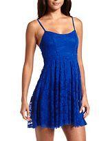 Dresses: Charlotte Russe
