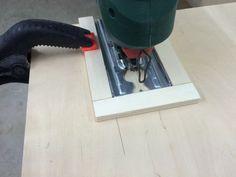 Tischhalterung für Stichsäge - Bosch PST 800 PEL - Bauanleitung zum Selberbauen - 1-2-do.com - Deine Heimwerker Community Bosch, Diy Tools, Vacuums, Home Appliances, Projects, Workshop, Craft Work, Tutorials, Timber Wood